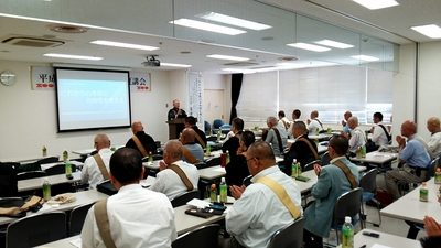教師大会並びに夏期講習会